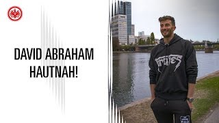 David Abraham: Zweite Heimat Frankfurt