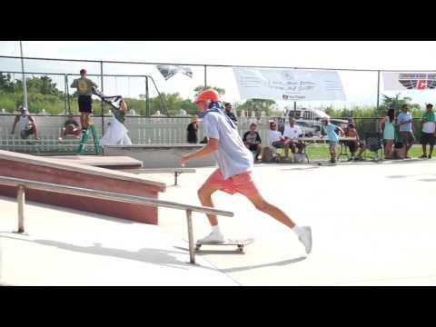 bdmsk8 2017 best trick handrail contest
