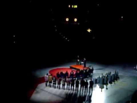 rozloučení s DOMINIK HAŠEK - Pardubice  1.12.2013