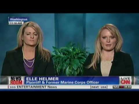 Military Gang Rape And Abuse, Elle Helmer And Ariana Klay Tell Their Story video