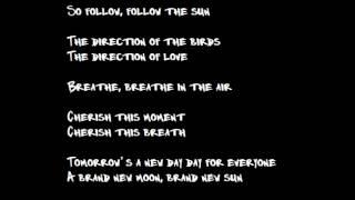 Follow The Sun Xavier Rudd