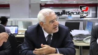 عبد المنعم أبو الفتوح: أمن الوطن ليس رهناً بإرادة جماعة.. والعدوان على مؤسسات الدولة جريمة