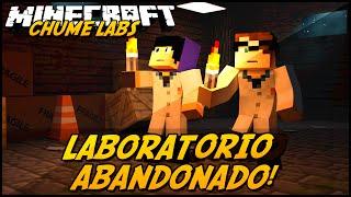 Minecraft: CHUME LABS - LABORATÓRIO ABANDONADO! 6