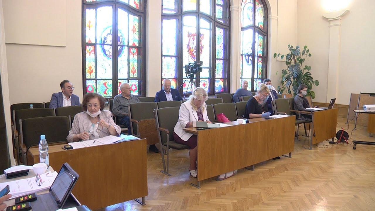 XXX sesja Rady Miejskiej, część I