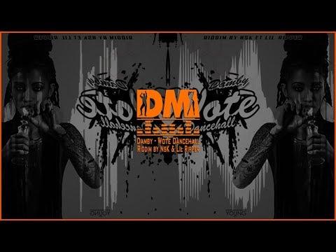 Damby - Wotè Dancehall (Riddim by NsK & Lil Ripper) thumbnail