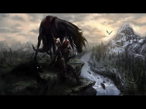 Вернется герой (Skyrim songs) - Яна Айнсанова
