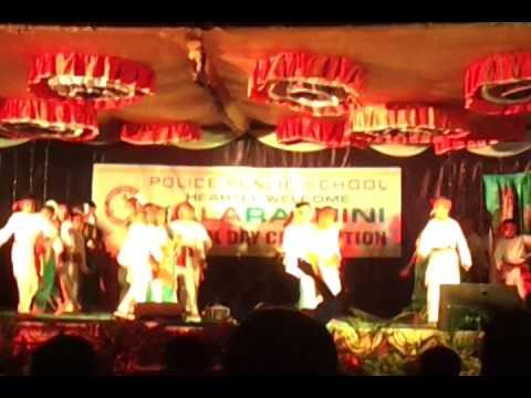 Annual day celebration PPS - Nagoba Dulaya (Koli Geet)