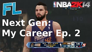NBA 2K14: My Career Next Gen Problems with the Storyline