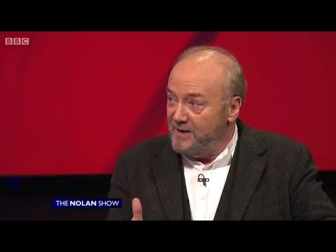 George Galloway vs Islamophobic pastor James McConnell, Peter Robinson & Colin Houston - Nolan Show