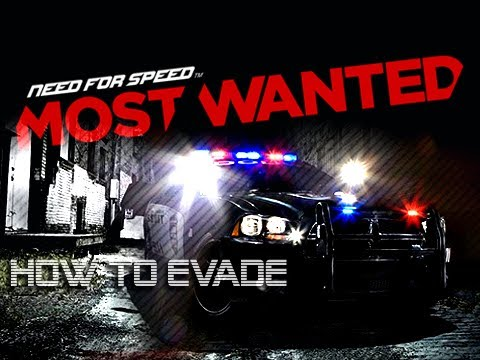 HOW TO EVADE in Need For Speed Most Wanted (2012 HD NFS001)