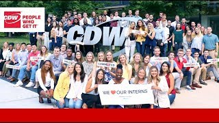 CDW Together - Advice from #CDWwomen