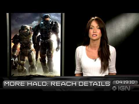 IGN Daily Fix, 4-19: New iPhone & Halo Reach