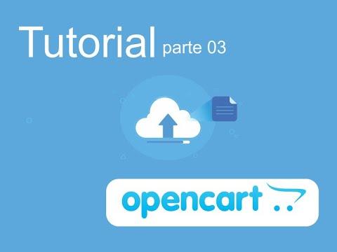 Opencart - enviando arquivos para o servidor via ftp