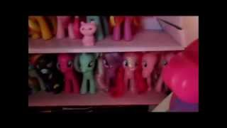 Моя коллекция Май литл пони/My collection MyLittlePony