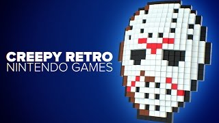 Creepy Retro Nintendo Games