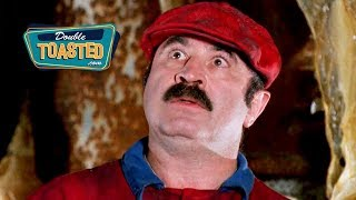 SUPER MARIO BROS - MOVIE REVIEW HIGHLIGHT - Double Toasted