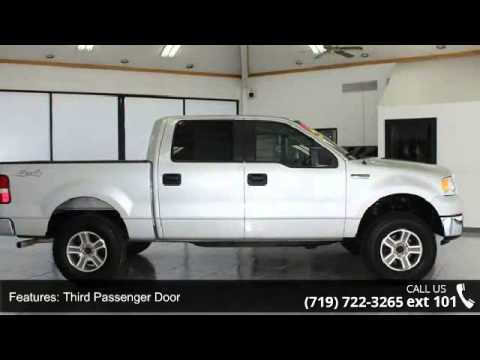 2008 ford f 150 phil long ford of chapel hills color youtube. Cars Review. Best American Auto & Cars Review