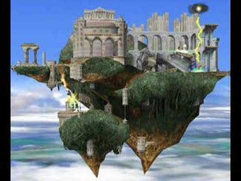 SSBM Themes Hyrule Temple YouTube