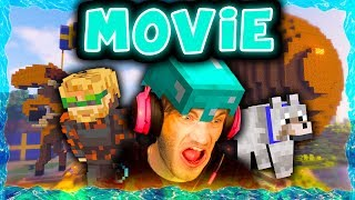 The PewDiePie Minecraft Movie... PewDiePie Loses Sven
