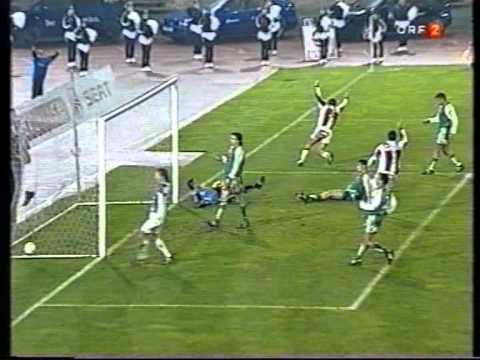 LASK - Rapid Wien 2000/2001