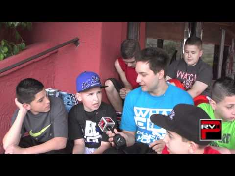 Iconic Boyz Talk First Impressions Of Each Other video