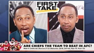 Stephen A. Smith HILARIOUSLY Argues with Himself