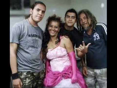 Paranóico-Banda ulo selvagem (crossover hardcore punk rock)