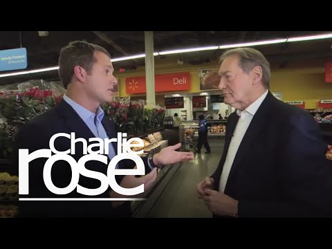 Walmart's CEO on Buying American (Dec. 10, 2014) | Charlie Rose