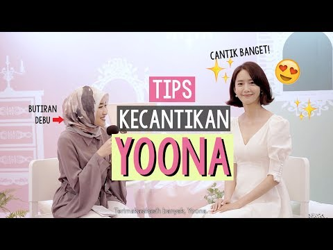 Exclusive Interview with Yoona !! | Tips kecantikan a la artis Korea | Kiara Leswara - YouTube
