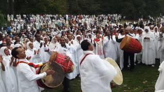 Ethiopan Ortodox Tewahido Meskel  abera