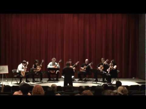 Vespergang (Johann Kaspar Mertz) - Toronto Guitar Society Orquestra