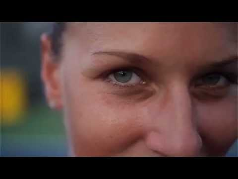 "Dominika Cibulkova Will Make You ""Happy"" in this Music Video.  (Pharrell Williams - ""Happy"" PARODY)"
