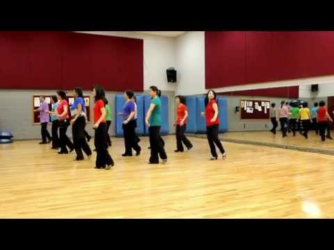 Hey O - Line Dance (dance & Teach In English & 中文) video