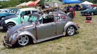 VW BUS AND BUG CAR SHOW!!!!!