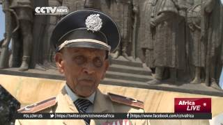 CCTV - Ethiopian Veteran Recounts Fighting The World War 2