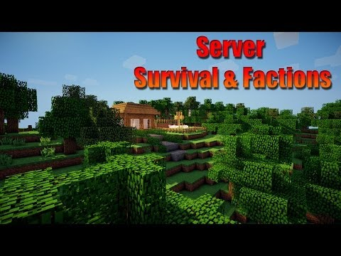 Minecraft Server Call Of Duty - SV - Factions 1.7.4 - 1.7.5 | No Premium - No ha