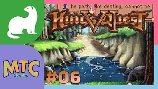 Let's Co-Play King's Quest VI Part 6 — TICKETS, OH