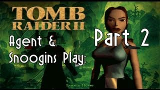 Tomb Raider 2 Part 2: OH LORD, SPIKES!