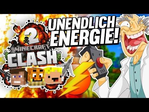 UNENDLICHE ENERGIE?! MINECRAFT CLASH 2 #24 | REWINSIDE