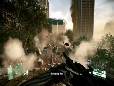 Crysis 2 Max settings on AMD Bulldozer (FX-6100)