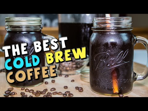 How to Make Cold Brew Coffee – Toddy, Coffee Sock, Dutch Cold Brew