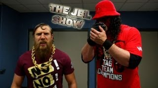 Backstage Fallout - The JBL & Cole Show - Episode #20: April 12, 2013