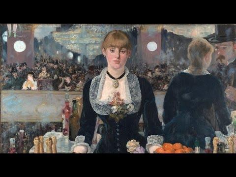 Edouard Manet's A Bar at the Folies-Bergère