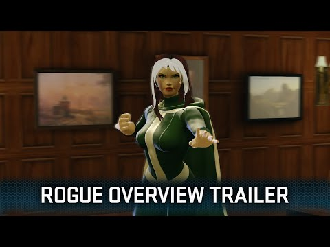 Marvel Heroes 2015 - Rogue Overview Trailer