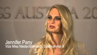 Miss Austria Akademie 2014 - Vorstellung - Jennifer Pany