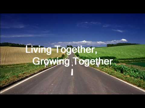 Burt Bacharach - Living Together, Growing Together