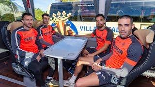 Nuevo autobús oficial