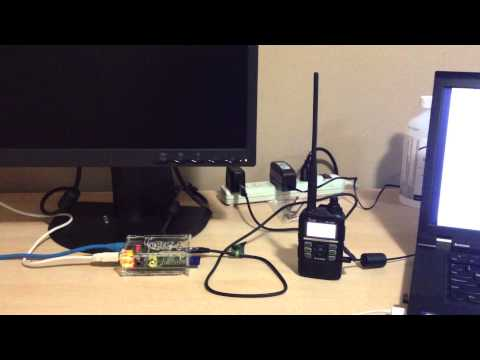 Raspberry PI & UHF DVAP Dstar Hotspot