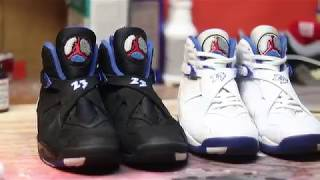 Time Lapse Restore: Friends and Family OVO Kentucky 8's