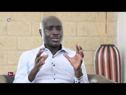 Will 2017 elections affect Kenya's economy?  - 5 Minutes With Geoffrey Injeni